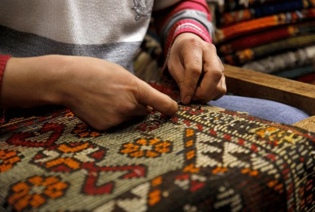 תיקון לשטיח