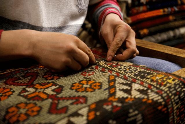 תיקון שטיחים פרסיים